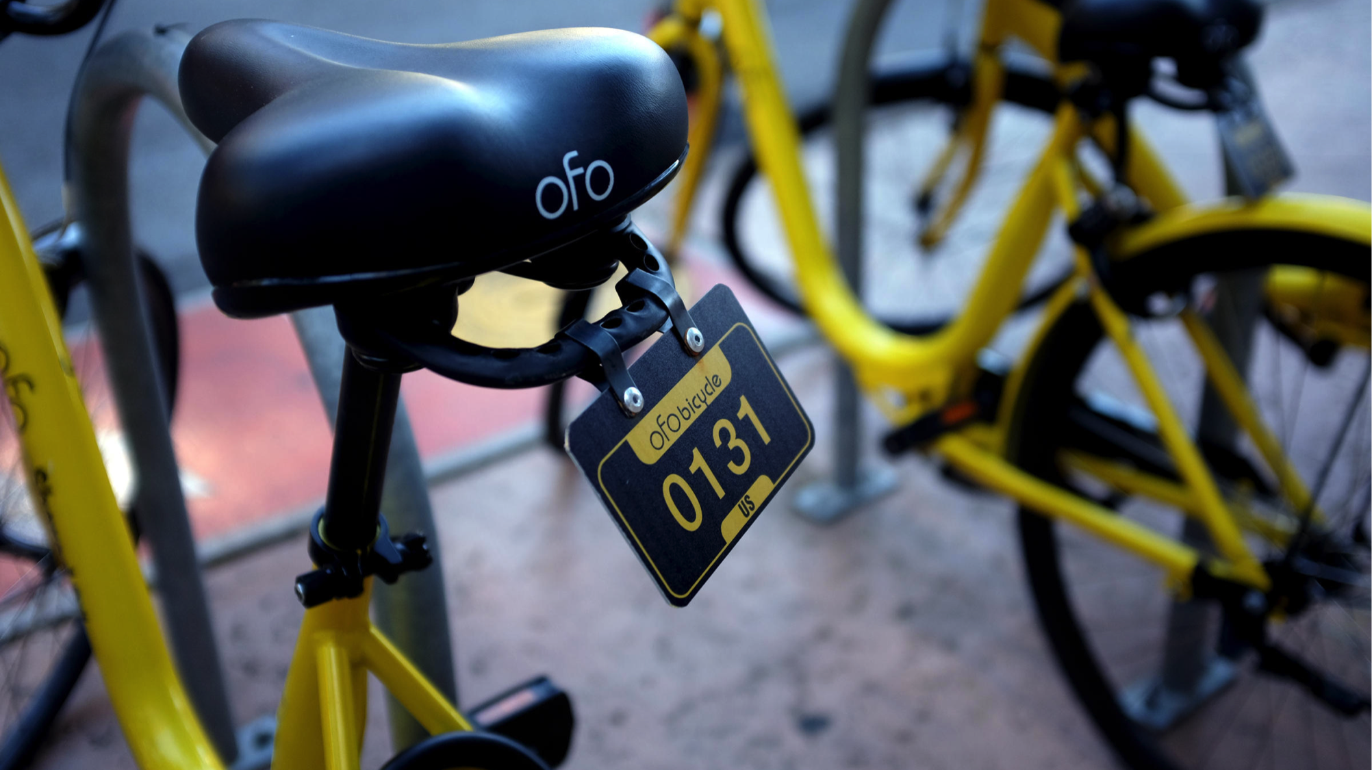 Watch How to Unlock an Ofo Bike video